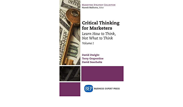 Pay to get marketing critical thinking good wording for skills on a resume