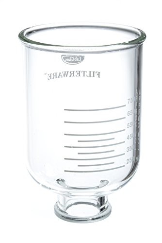 Wilmad BP-1781-000 Graduated Funnel, 47 mm, 1000 ml Capacity (Laboratory Apparatus And Equipments And Their Uses)