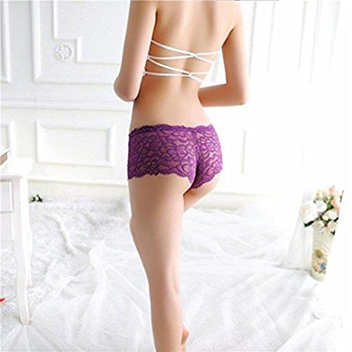 meizu88 - Shorts - para mujer morado