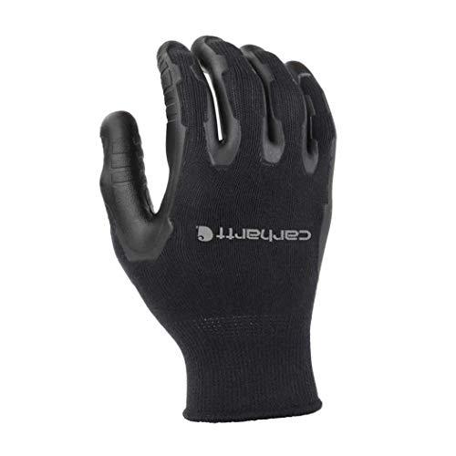 Carhartt Men's Ergo Pro Palm Glove, black Medium