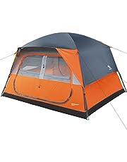 Bessport Camping 3 man tent, waterdichte en lichtgewicht eenvoudige installatie koepeltent voor backpacken, outdoor, wandelen, bergbeklimmen reizen