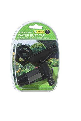 Bosmere Garland H890 Replacement Water Barrel Tap by Bosmere