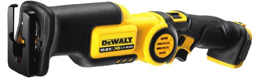 DCS310N Cordless Pivot Reciprocating Saw 10.8 Volt Bare Unit by DEWALT