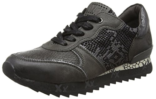 Marco Tozzi 23715, Zapatillas para Mujer Gris (ANTHRACITE A.C 229)
