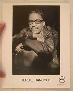 Herbie Hancock Press Kit Photo