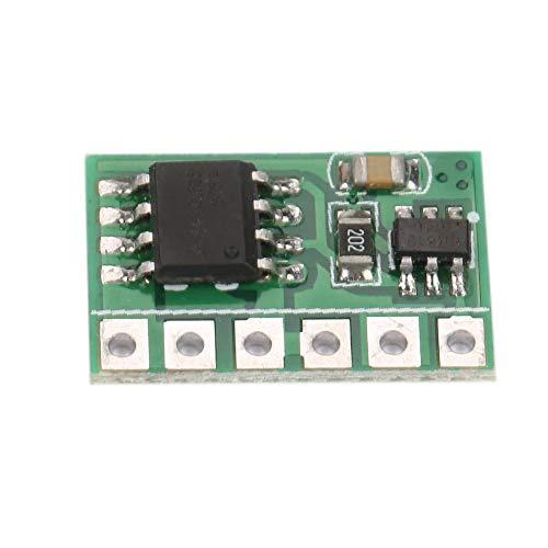 Latch Bistable Self-Locking Trigger 6A DC 3V 3.3V 3.7V 5V Electronic Switch Electronic Switch for LED Motor