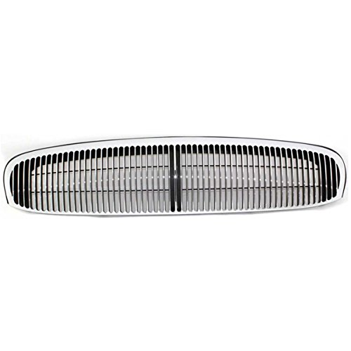 OE Replacement Buick Park Avenue/Ultra Grille Assembly (Partslink Number GM1200409) Ultra Park Avenue