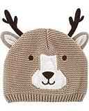 Carter's Reindeer Knit Hat (3-9 Months)