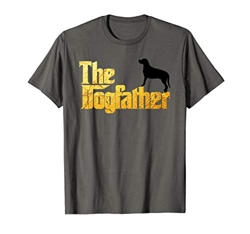 Greater Swiss Mountain Dog gifts - Dogfather t shirt