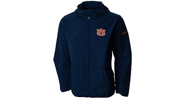 Grill Columbia Notre Dame Ascender Softshell Jacket Medium