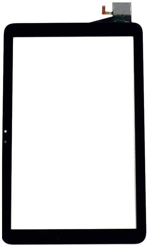 TheCoolCube Touch Digitizer Replacement Screen Glass Compatible with LG G Pad X V930 V935 V940 10.1 inches (Not Include LCD) (Black)