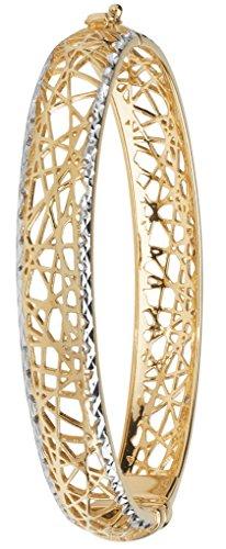 Bracelet Jonc Femme-Argent 925/1000