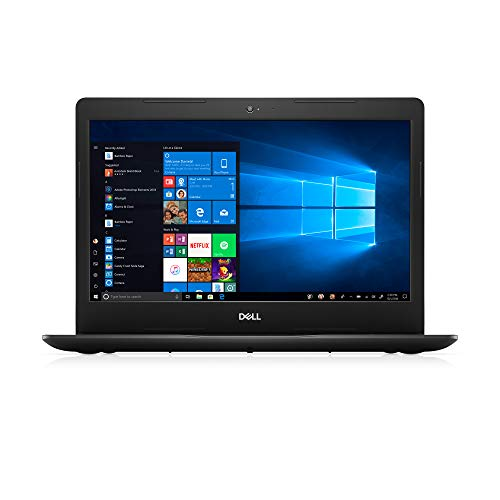 2019 Dell Inspiron 14″ Laptop Computer| 10th Gen Intel Quad-Core i5 1035G4 Up to 3.7GHz| 4GB DDR4 RAM| 128GB PCIe SSD| Intel Iris Plus Graphics| 802.11ac WiFi| Bluetooth 4.1| USB 3.1| HDMI| Windows 10