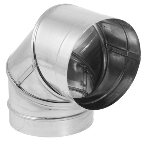 8 inch stainless steel stove pipe - 9