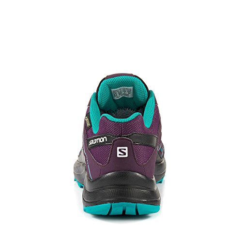 Salomon Xa Centor Gtx Trail Running Ladies Purple