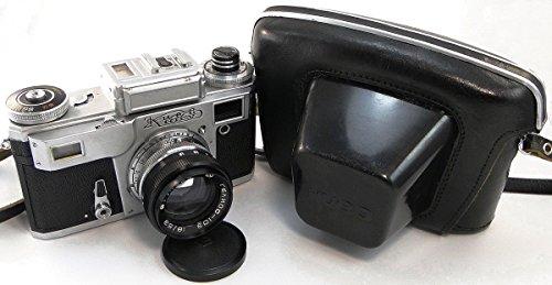 (KIEV-4M 4 Russian Contax RF 35mm Camera Helios-103 53mm f/1.8 Lens)