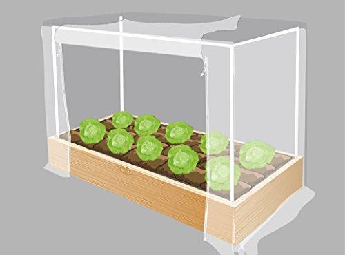 4' Raised Garden Bed - 9
