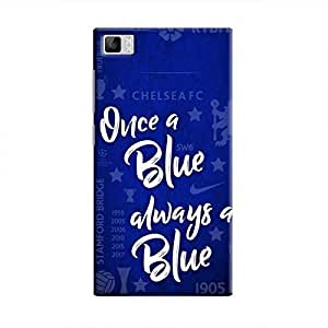 Cover It Up - Chelsea- Once a Blue Mi3 Hard Case