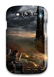 KhBcoxc14820hFrDE Case Cover, Fashionable Galaxy S3 Case - Lotr Sending Free Screen Protector