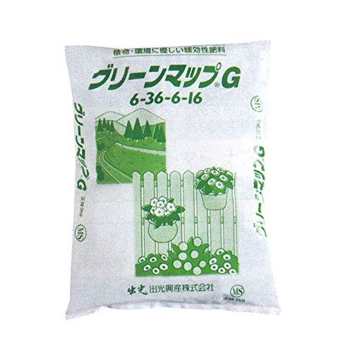 【個人宅配送不可】【10袋】化成肥料 グリーンマップG 9kg MS(1.4-3.0mm) 肥料 土壌改良剤 植物 野菜苗 出光アグリ タ種 代不 B07PNF1125