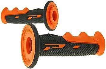 Griffe Satz ProGrip 797 MX schwarz orange