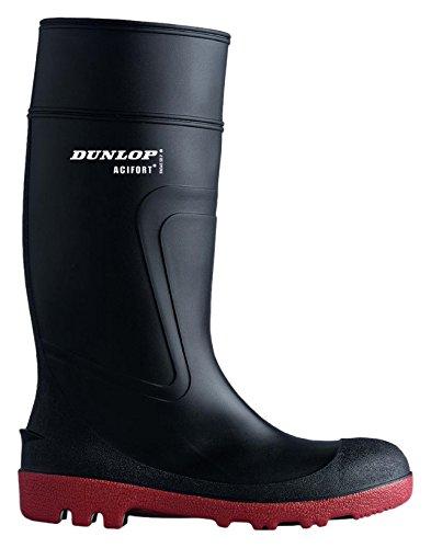 Dunlop Acifort Warwick Wellington 18864 Black - UK Size 11