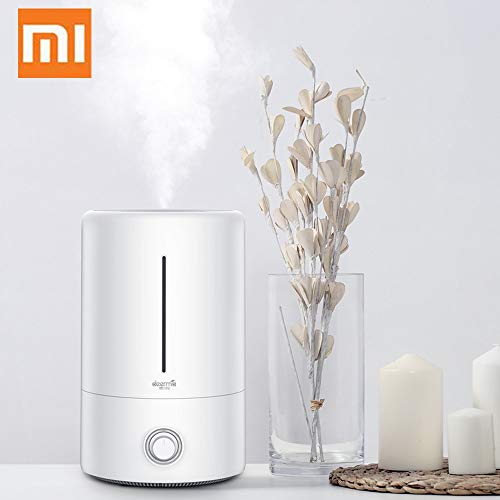 Price comparison product image / Humidifiers / Original Xiaomi Home Deerma 5L Large Capacity Household Mute Air Humidifier Ultrasonic Air Humidifier Purifying Humidifier Aroma / by DAHLIAT