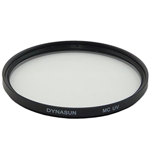 DynaSun 58mm Slim Multi Coated Ultra Violet Filter for Canon, Nikon, Pentax, Olympus, Samsung, Sony, Panasonic, Fujifilm Camera