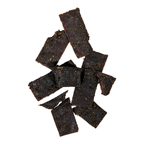 Brotein Candy Original Fitness Jerky - 100% Grass-Fed Beef, Clean Fuel, Macro Friendly, High Protein, Low Sugar, 2oz Bag