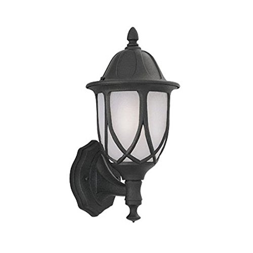 Designers Fountain 2868-BK Capella Wall Lanterns, Black