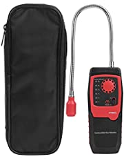 Combustible Gas Detector,AT8800L Portable Combustible Gas and Natural Gas Leakage Detector Fuel Leakage Tester