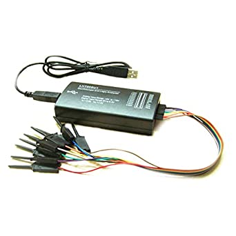 I2C SPI CAN Uart LHT00SU1 Virtual Oscilloscope Logic Analyzer USB