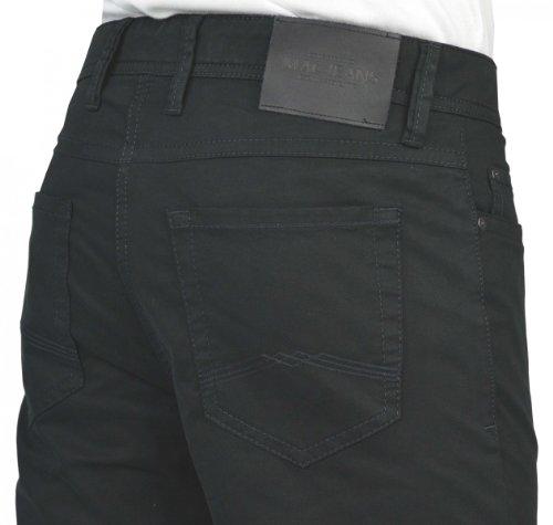 MAC Jeans Ben Compact Stretch Gabardine - schwarz, Größe:W31 L34