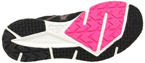 Nuevas Damas De Equilibrio Wflshl Zapatos V2 Que Se Ejecutan Flash, Negro (negro / Rosa / Wflshlb2)
