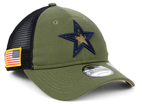 73569234a9df5 Dallas Cowboys Trucker Hat