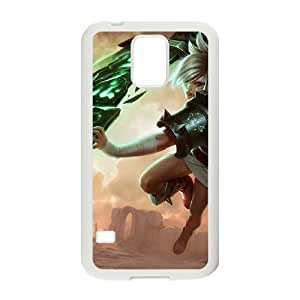 Samsung Galaxy S5 Cell Phone Case White League of Legends Riven 0 LK1634773