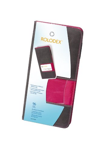 Rolodex business card holder searchub rolodex identity collection fabric business card book 96 colourmoves