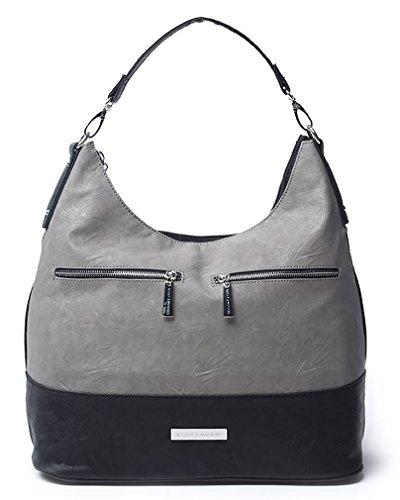 Kelly Moore Bag Women's Brownlee Shoulder Bag OS, Grey by Kelly Moore Bag