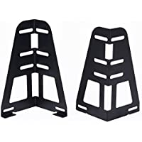 Kings Brand Furniture Headboard/Footboard Bed Brackets, Set of 2