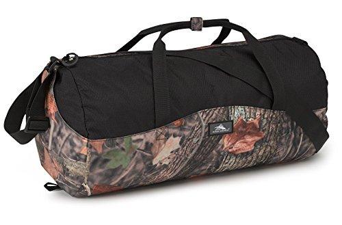 High Sierra Kings Camo Duffel In A Bottle Bag, 18 L, Woodland Shadow/Black [並行輸入品] B07DVTPS1D