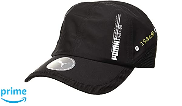 PUMA Energy Training Cap Gorra, Unisex Adulto, Black: Amazon.es: Deportes y aire libre