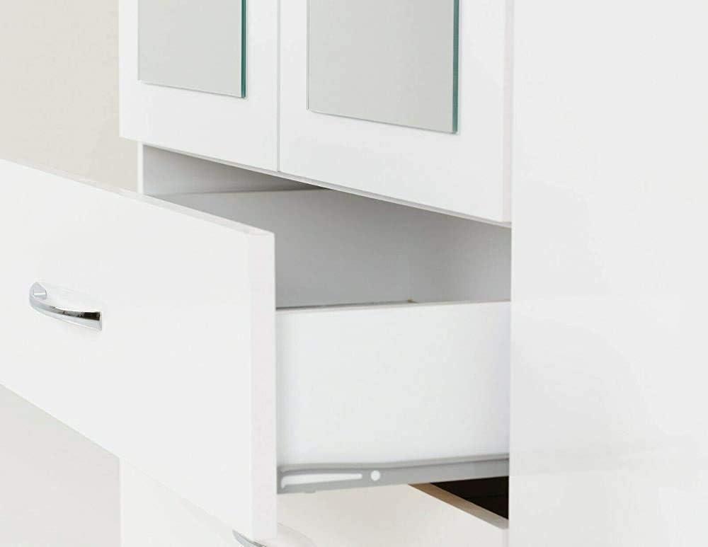 Penderie porte coulissante en bois nordique suspendu maison minimaliste petite chambre appartement moderne pouvant accueillir deux grand miroir porte de larmoire,Black