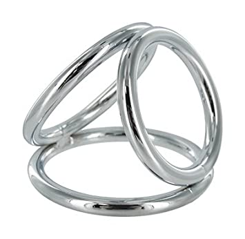 Amazoncom The Triad Chamber Cock And Ball Ring Medium Master