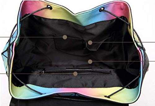 Zaino Zaino Girls Multi Geometric Lingge Scuola Viaggio Donna Da Borsa Moda AwXqPxz0z