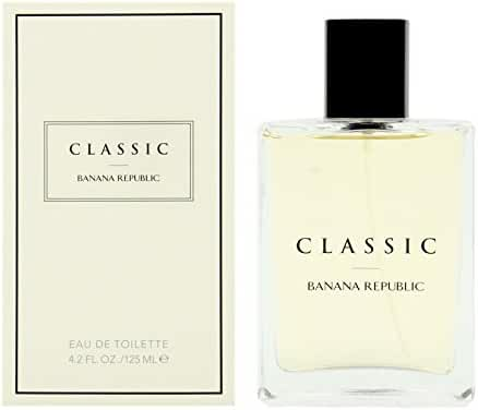 Banana Republic Classic FOR WOMEN by Banana Republic - 4.2 oz EDT Spray