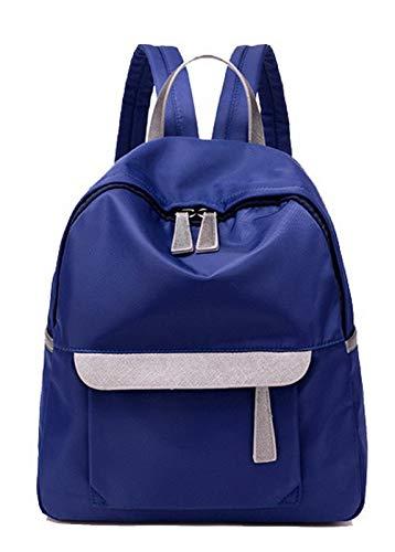 Sacs Dos Femme Voyage Weekender Bleu à FBUFBC181464 École Daypack Sacs AllhqFashion bandoulière à Noir 4zZdw0q0