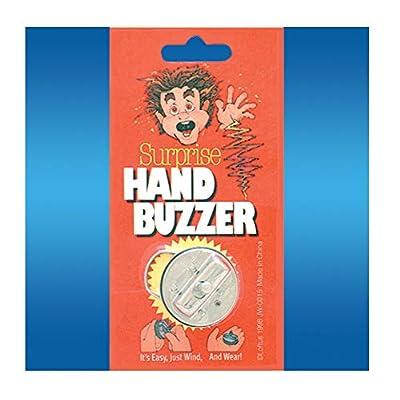 Loftus Surprise Hand Buzzer: Toys & Games