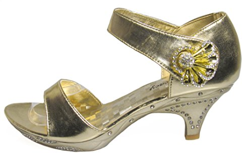 81 Dorado lety Fiesta Womens delicacy Zapato nbsp;Negro qEz8ngZ