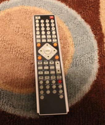 Calvas Remote controller for MIDI DVD karaoke machine of model DMD-8000