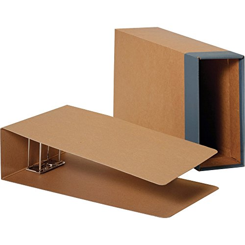 Recycled Binding Case, 3-1/8amp;quot;H Arch Legal size B51H ()